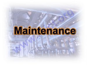 What can we do : Hardware and software maintenance