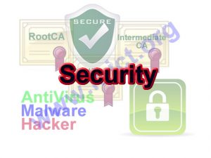 What can we do : Security and safety tools