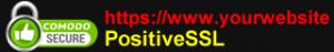 Comodo PositiveSSL