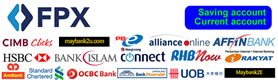 FPX Internet Banking Online Payment Exchange ID