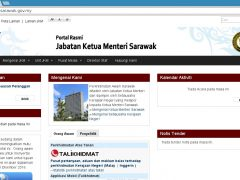 Host-Tracker service provider agent for Jabatan Ketua Menteri Sarawak