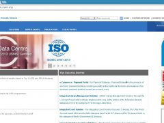 Host-Tracker service provider partner for Sarawak Information Systems Sdn. Bhd.