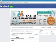 Speaker for MICAF Terengganu 2014 (myNEF programme)