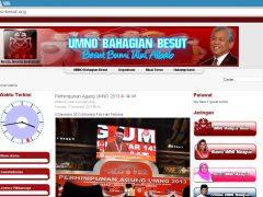 UMNO Bahagian Besut, Terengganu