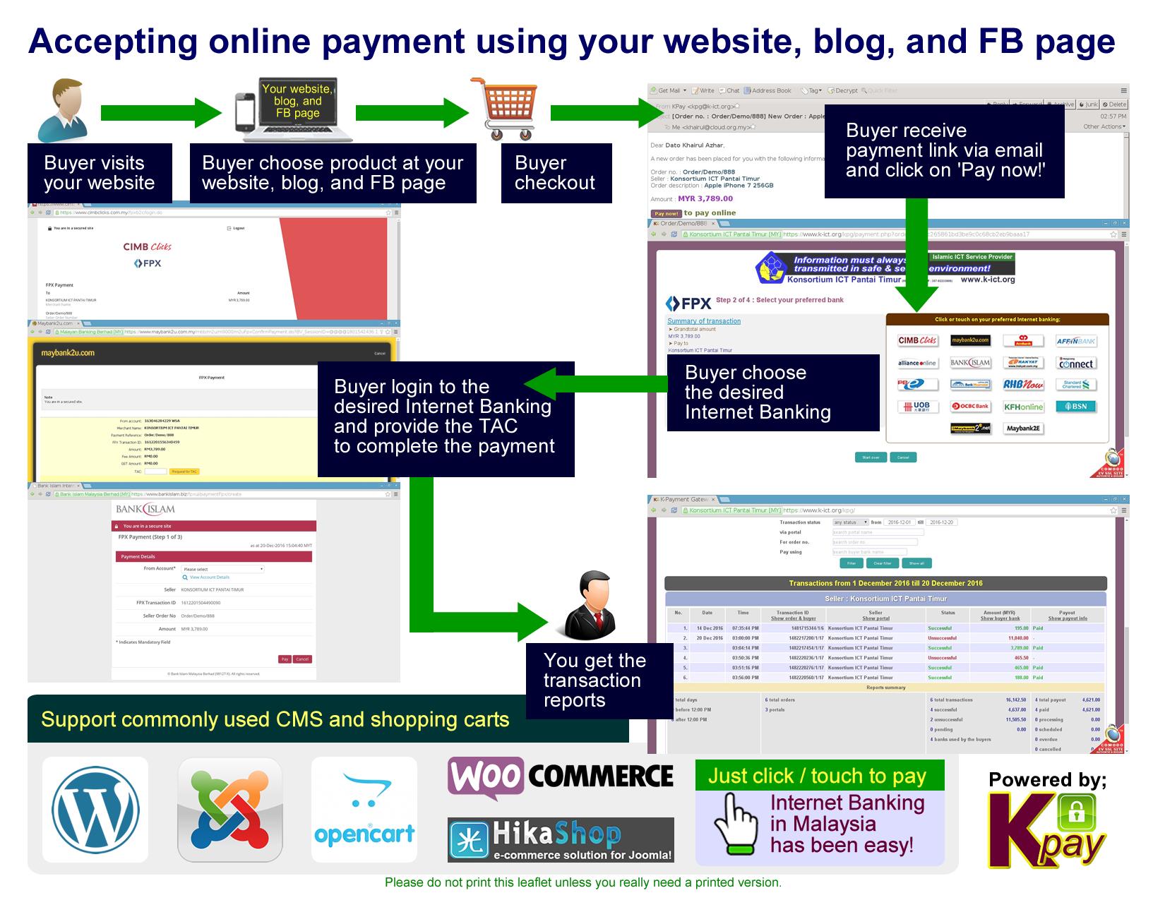 KICT Payment Gateway (KPay)